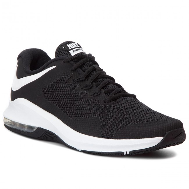 Shoes NIKE - Air Max Alpha Trainer AA7060 001 Black White - Fitness ... edf6642f3d
