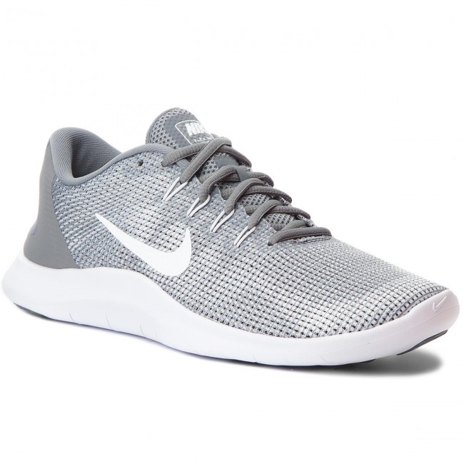 ab4ac5524839 Shoes NIKE - Flex 2018 Rn AA7397 010 Cool Grey White - Indoor ...