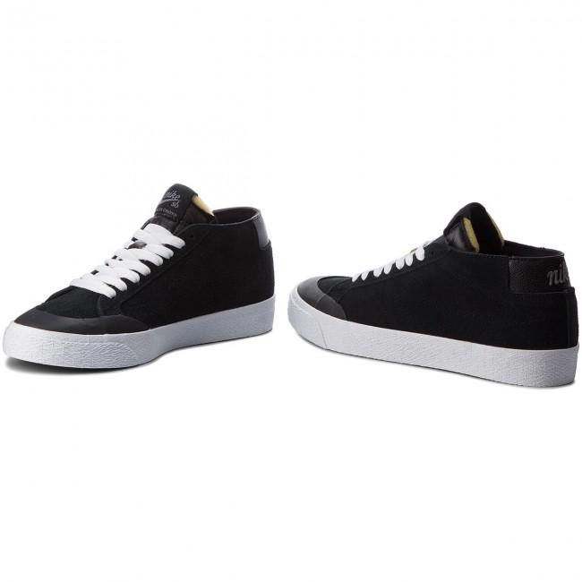 new styles 9ffb4 a74c5 Shoes NIKE - Sb Zoom Blazer Chukka Xt AH3366 001 Black Black Gunsmoke