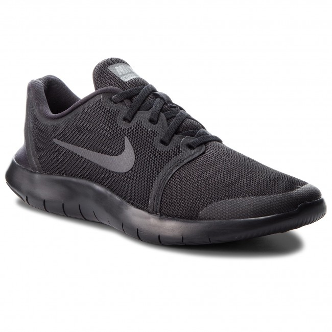 43e56d82e9f8d Shoes NIKE - Flex Contact 2 (GS) AH3443 001 Black Black - Indoor ...