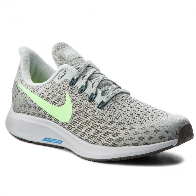 premium selection 54df2 10e92 Shoes NIKE - Air Zoom Pegasus 35 (GS) AH3482 003 Light Silver Lime