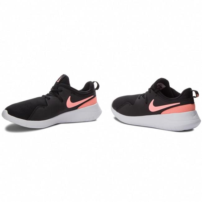 100% authentic 45a4c 0c3c6 Shoes NIKE - Tessen (GS) AH5234 002 Black Lt Atomic Pink White