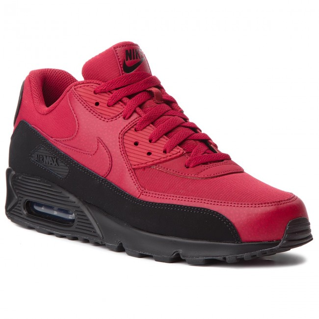 competitive price 379a2 5efca Shoes NIKE. Air Max 90 Essential AJ1285 010 Black Red Crush