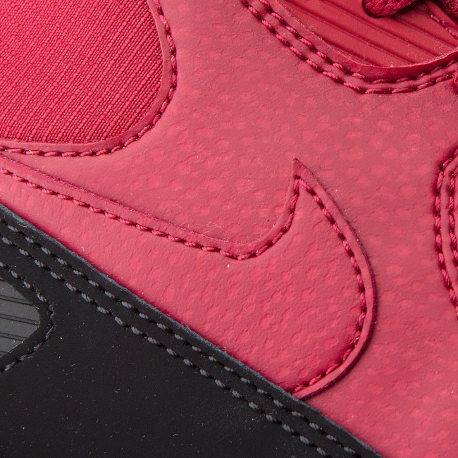 new arrival c996b bd957 Shoes NIKE - Air Max 90 Essential AJ1285 010 Black Red Crush