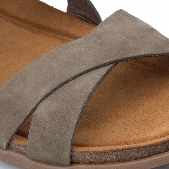 Sandals TAMARIS 1 28601 22 Taupe Nubuc 377