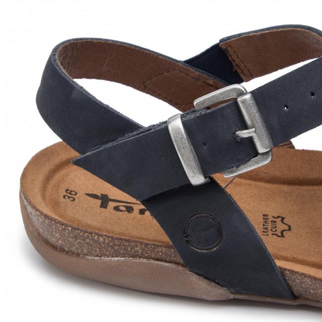 Sandalen TAMARIS 1 28601 22 Navy Nubuc 827