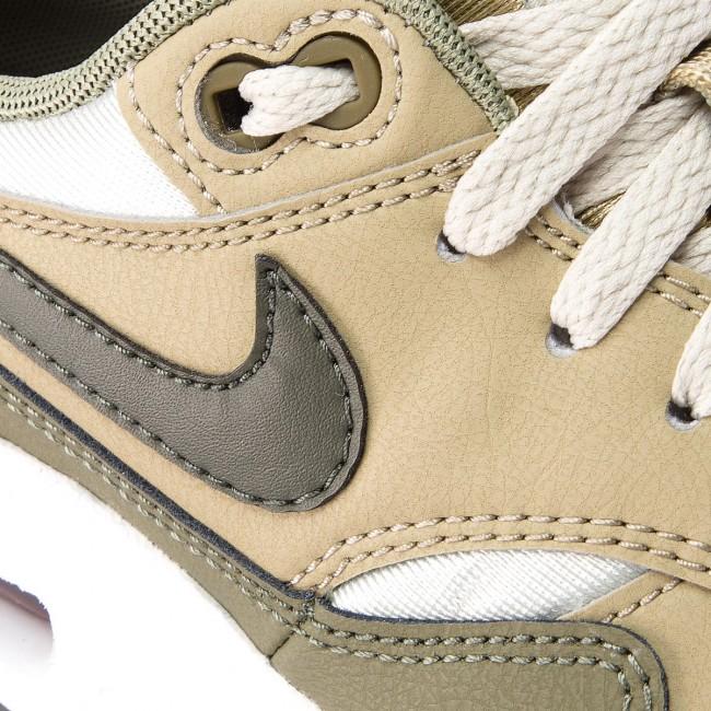 a71ea643202 Shoes NIKE - Air Max 1 (GS) 807602 200 Medium Olive/Sequoia ...