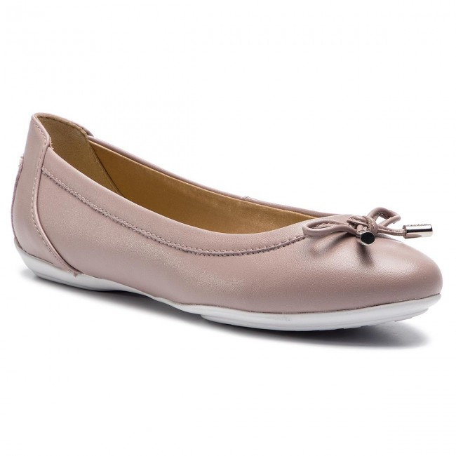Flats GEOX D Charlene A D84Y7A 000BC C8056 Antique Rose