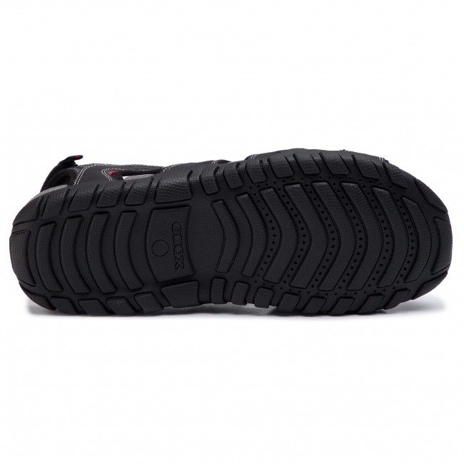 Sandals GEOX U Sand.Mito B U92Q2B 00050 C9999 Black