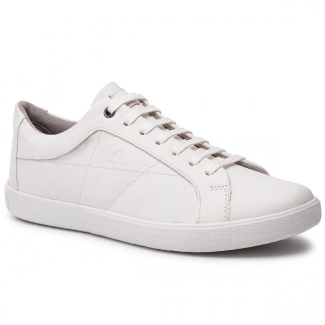 c47ee3af42 Sneakers GEOX - U Jharrod A U925MA 00043 C1000 White - Sneakers ...