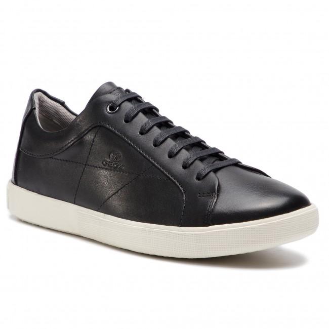 Sneakers GEOX U Jharrod A U925MA 00043 C9999 Black