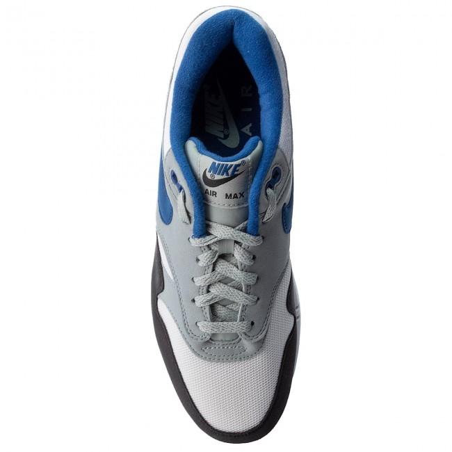 Nike Air Max 1 WhiteGym Blue Light Pumice Black AH8145 102