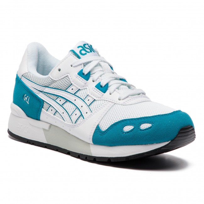 on sale b4946 a15fa Sneakers ASICS. TIGER Gel-Lyte 1191A092 White Teal ...