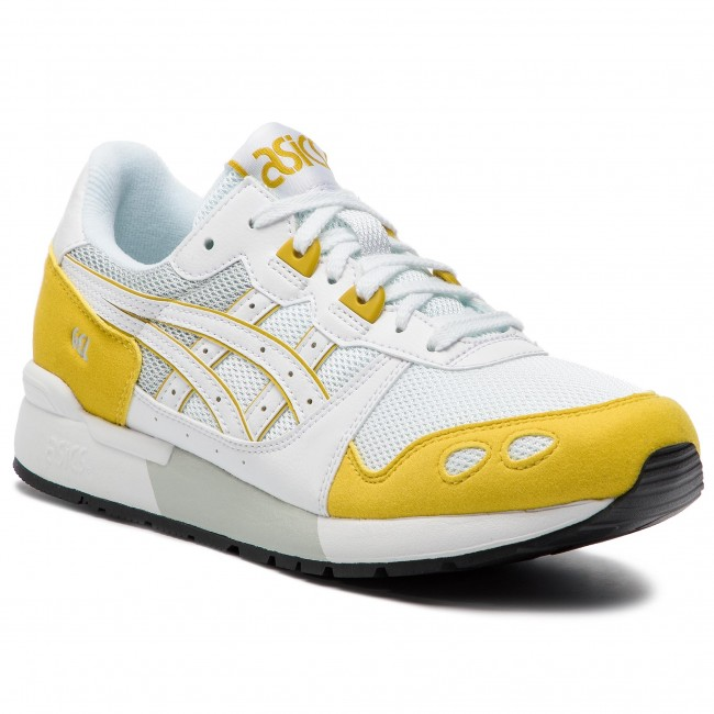newest collection 854cf 5b35f Sneakers ASICS - TIGER Gel-Lyte 1191A092 White Mustard 103