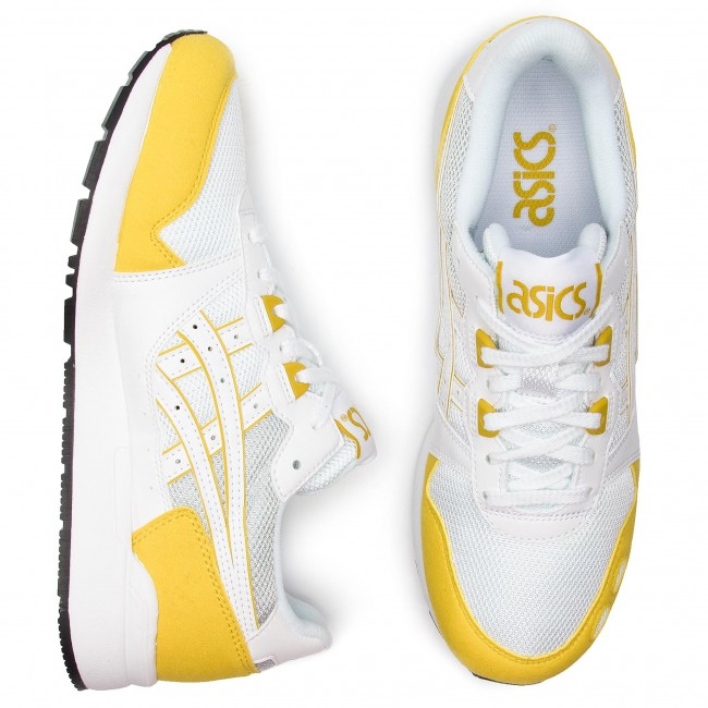 best service 47c91 2d166 Sneakers ASICS - TIGER Gel-Lyte 1191A092 White Mustard 103 - Sneakers - Low  shoes - Women s shoes - www.efootwear.eu