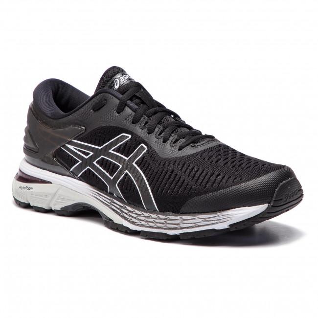Shoes ASICS - Gel-Kayano 25 1011A019 Black Glacier Grey 003 - Indoor ... 9a47b6a83a8