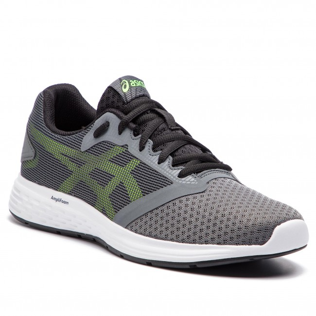 Shoes ASICS - Patriot 10 1011A131 Steel Grey Hazard Green 031 ... 270dcdd43f