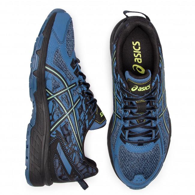 Shoes ASICS - Gel-Venture 6 1011A591 Grand Shark/Neon Lime 400