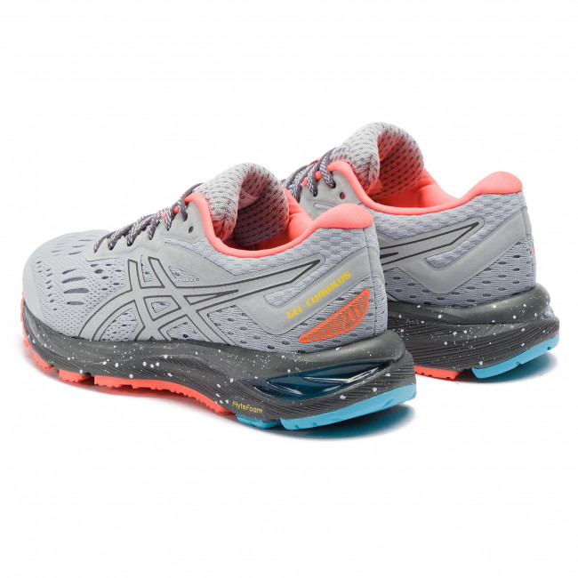 fluido Cualquier postura  Shoes ASICS - Gel-Cumulus 20 Le 1012A218 Mid Grey/Dark Grey 020 - Indoor -  Running shoes - Sports shoes - Women's shoes | efootwear.eu