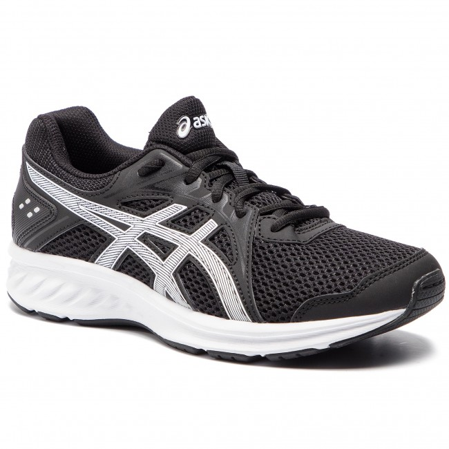 Shoes ASICS Jolt 2 Gs 1014A035 BlackWhite 002
