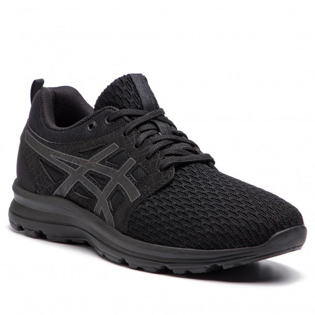 440b6b1db Shoes ASICS - Gel-Torrance 1021A124 Black Black 011 - Indoor ...