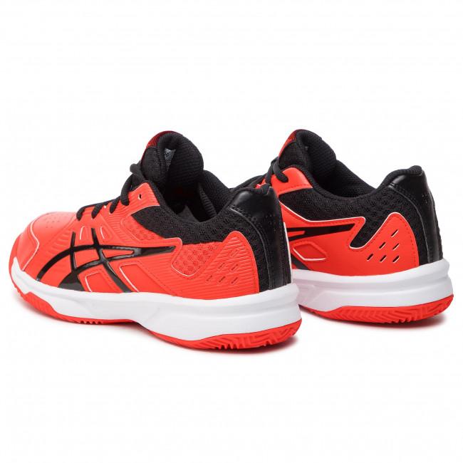 1118c9c00313d Shoes ASICS - Court Slide Clay Gs 1044A006 Cherry Tomato Black 808 ...