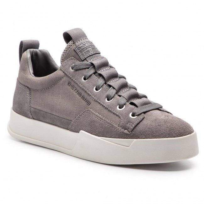 e113afd912a Sneakers G-STAR RAW - Rackam Core Low D12642-B054-3488 Slab Grey ...
