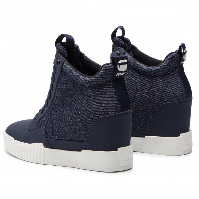 d8eaaa8c3a8 Sneakers G-STAR RAW - Rackam Wedge Sneaker D12456-8936-6486 Dk Saru ...
