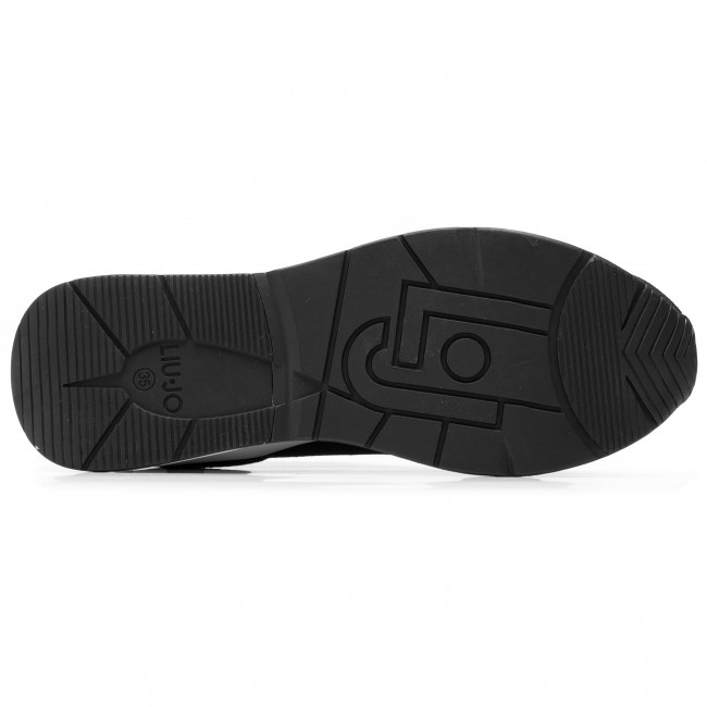 Facultad zona mediodía  Sneakers LIU JO - Karlie 16 B19013 TX022 Black 22222 - Sneakers - Low shoes  - Women's shoes   efootwear.eu