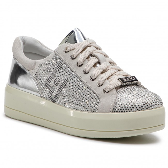 Sneakers LIU JO - Kim 07 B19015 TX011 White 01111 - Sneakers - Low ... adcedec10cf