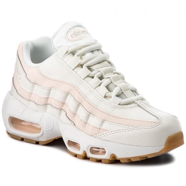 1103c1a48b Shoes NIKE - Air Max 95 307960 111 Sail/Guava Ice/Gum Light Brown ...