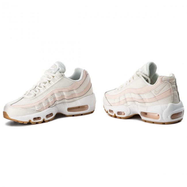 new products 157cc 46566 Shoes NIKE - Air Max 95 307960 111 SailGuava IceGum Light Brown