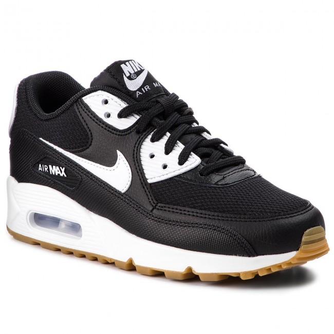 competitive price 53ecc cf0fe Shoes NIKE. Air Max 90 325213 055 Black White Gum ...