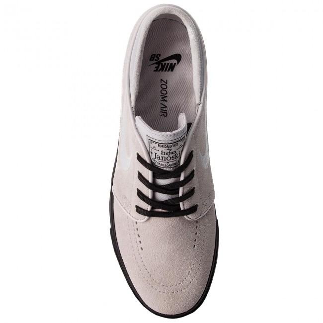official photos 53281 ec2f1 Shoes NIKE - Zoom Stefan Janoski 333824 068 Vast Grey Vast Grey Black -  Sneakers - Low shoes - Men s shoes - www.efootwear.eu