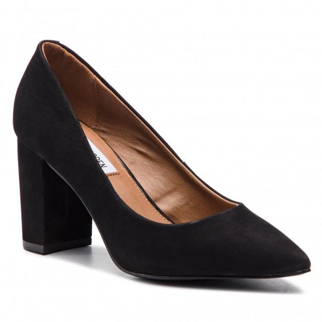 3a90488743c Shoes STEVE MADDEN - Ashlyn SM11000211-03003-014 Black Nubuck ...