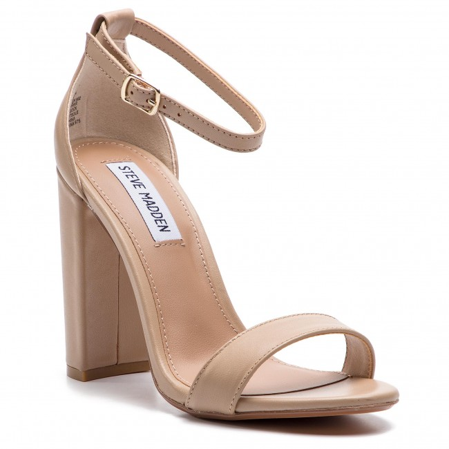 f264ad2527e Sandals STEVE MADDEN - Carrson SM11000008-03001-602 Blush Leather ...