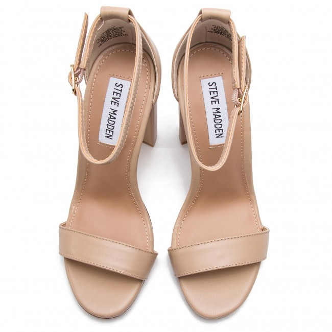32715059743 Sandals STEVE MADDEN - Carrson SM11000008-03001-602 Blush Leather - Casual  sandals - Sandals - Mules and sandals - Women s shoes - www.efootwear.eu