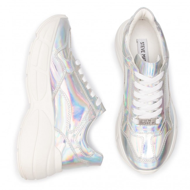 0e5112b5318 Sneakers STEVE MADDEN - Memory SM11000321-02002-954 Iridescent - Sneakers -  Low shoes - Women s shoes - www.efootwear.eu