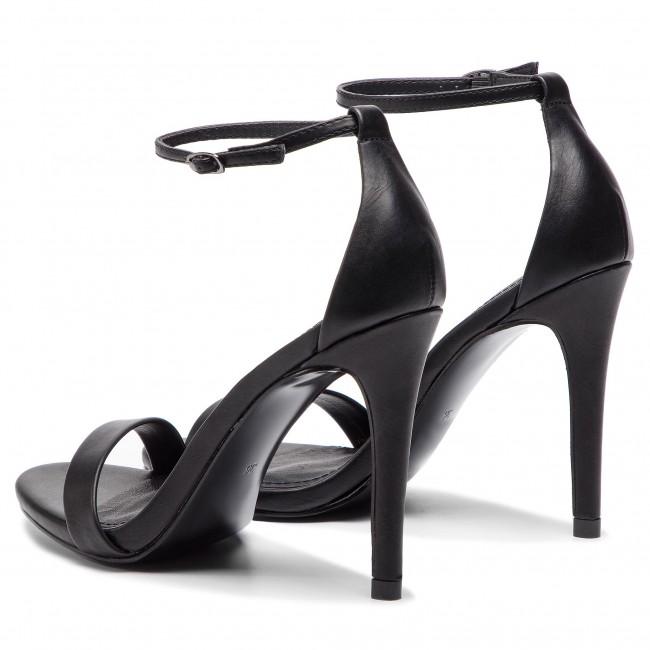 549a392fca Sandals STEVE MADDEN - Stecy SM11000010-02002-001 Black - Elegant ...