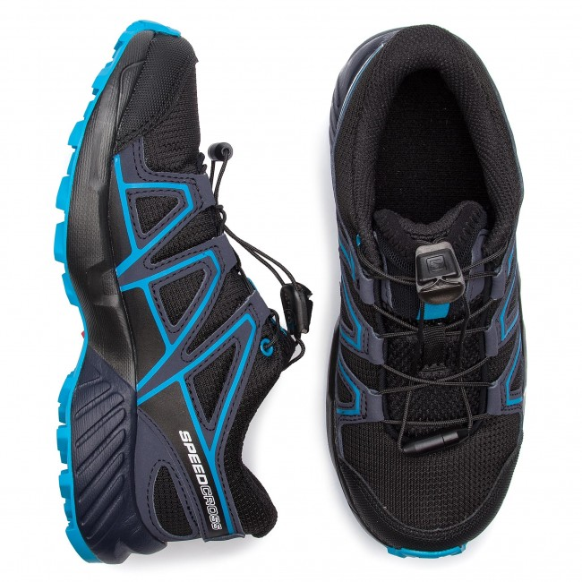 Salomon Schuhe Speedcross J 404820 09 M0 BlackGraphite