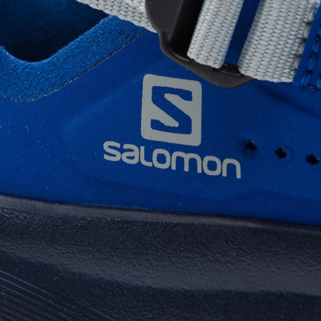 Shoes SALOMON Techamphibian 4 406218 27 V0 Navy BlazerMazarine Blue WilQuarry