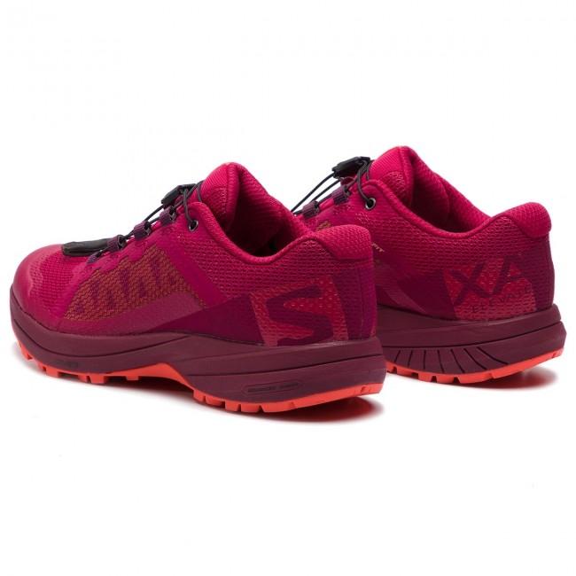Shoes SALOMON Xa Elevate W 406706 20 V0 CeriseBeet RedFiery Coral