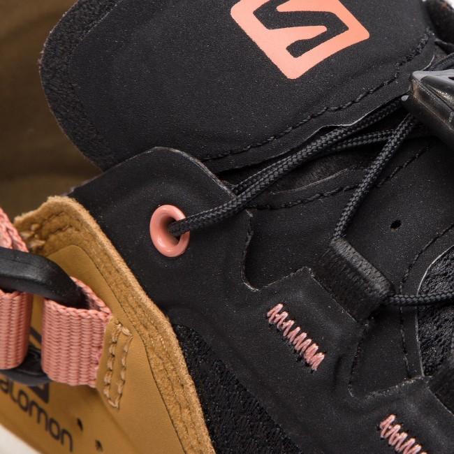Trekker Boots SALOMON Techamphibian 4 W 406816 23 V0 BlackBistreTawny Orange