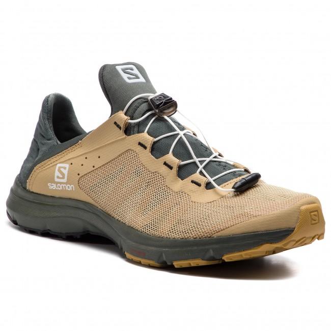 0dbf02d923b Shoes SALOMON - Amphib Bold 406818 27 V0 Taos Taupe/Urban Chic/White ...