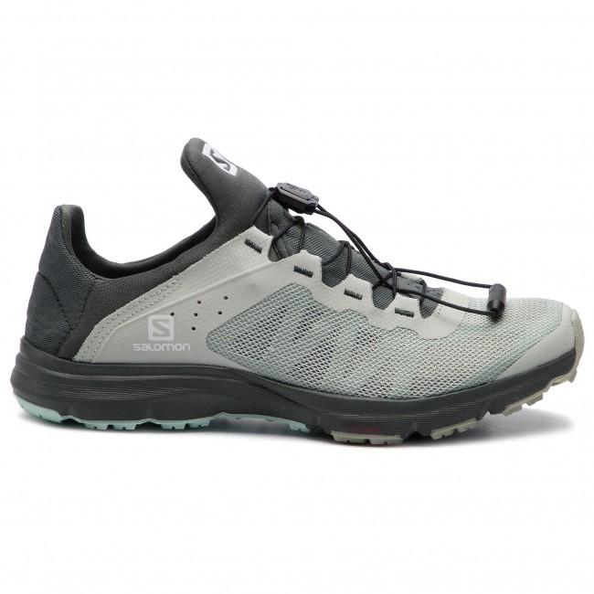 d1e5fff968 Shoes SALOMON - Amphib Bold W 407479 20 V0 Mineral Gray Crown Blue White