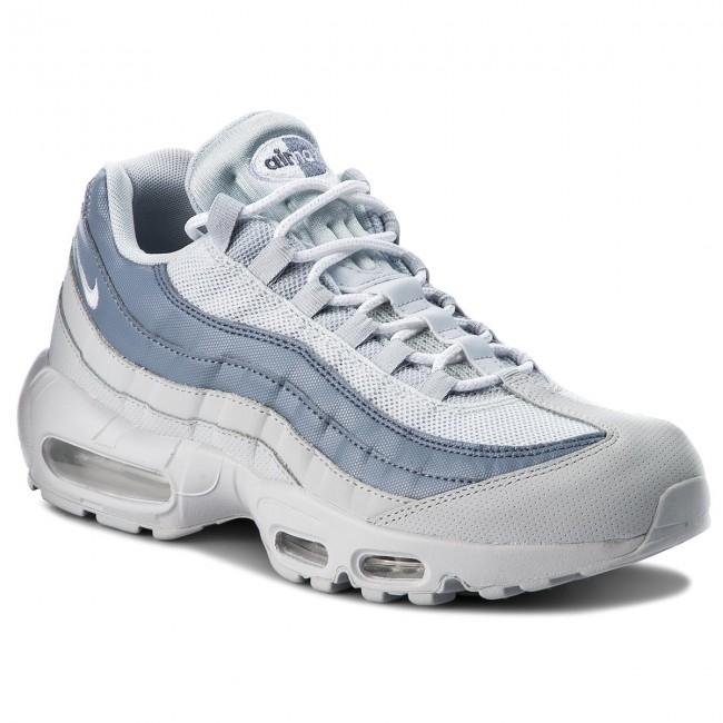 pretty nice 38e4a f5e5c Shoes NIKE. Air Max 95 Essential 749766 036 Pure Platinum White