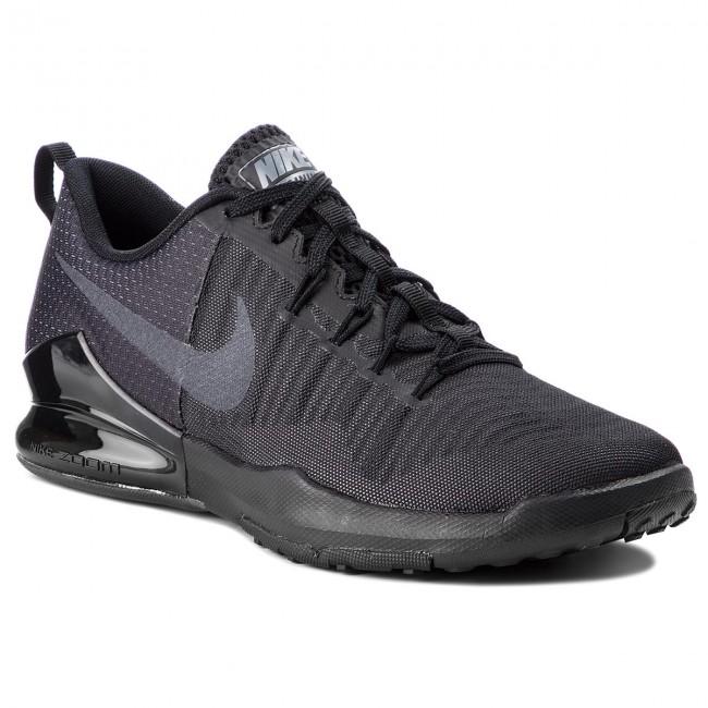 57978d1d054d Shoes NIKE - Zoom Train Action 852438 010 Black Mtlc Hematite Dark Grey