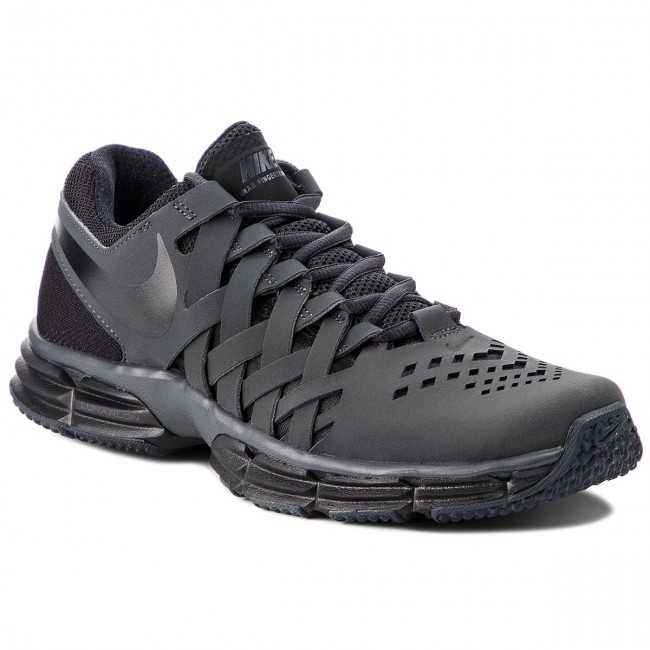 cheap for discount acb71 b815a Shoes NIKE - Lunar Fingertrap Tr 898066 010 Anthracite/Black ...