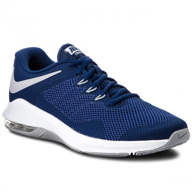 310d9ba90c4df0 Shoes NIKE - Air Max Alpha Trainer AA7060 400 Blue Force Wolf Grey ...