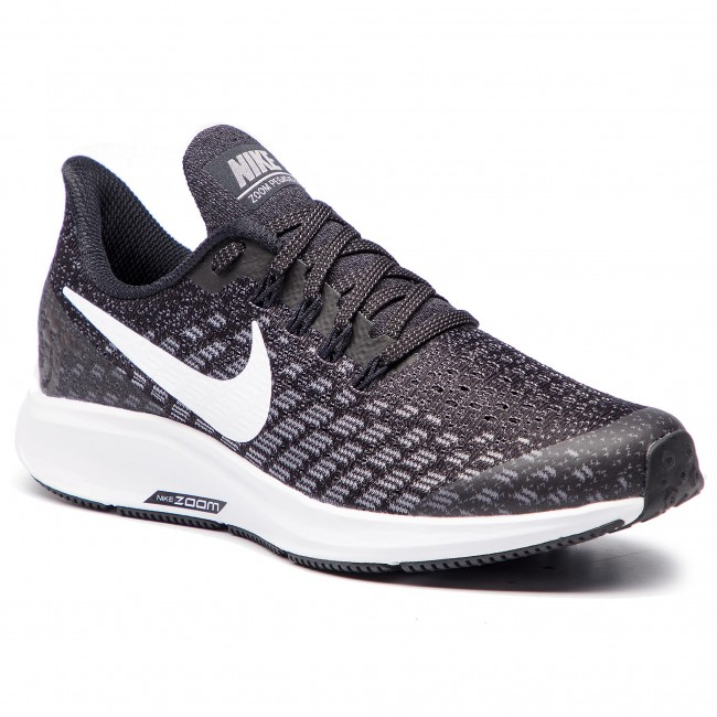 big sale 38984 3a08a Shoes NIKE - Air Zoom Pegasus 35 (GS) AH3482 001 Black White